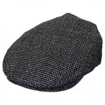 Hooligan Star Tweed Wool Blend Ivy Cap