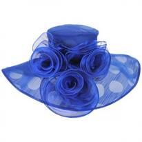 Jayne Wide Brim Boater Hat