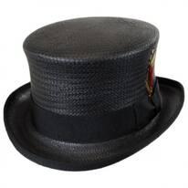 Toyo Straw Top Hat