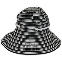 Nautical Rope Trim Bucket Hat