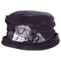 Ombre Velvet Crusher Hat