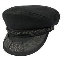 Wool Greek Fisherman's Cap