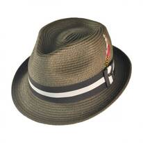 Ridley C-Crown Fedora Hat