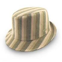 Havana Wool Blend Trilby Hat