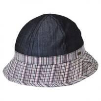Color Block Dome Bucket Hat