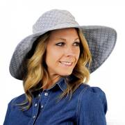 Provence Cotton Sun Hat