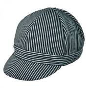 Cotton Pinstripe Welder's Cap