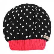 Kids' Powder Princess Knit Acrylic Beanie Hat