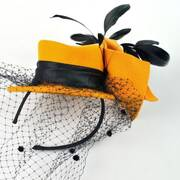 Veil Mini Topper Headband