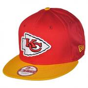 Kansas City Chiefs NFL 9Fifty Snapback Baseball Cap