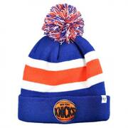 New York Knicks NBA Breakaway Knit Beanie Hat