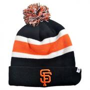 San Francisco Giants MLB Breakaway Knit Beanie Hat