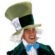 Alice in Wonderland Mad Hatter Accessory Kit