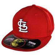 St Louis Cardinals MLB Game 59Fifty Fitted Baseball Cap