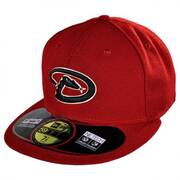 Arizona Diamondbacks MLB Game 59Fifty Fitted Baseball Cap