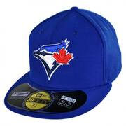 Toronto Blue Jays MLB Game 59Fifty Fitted Baseball Cap