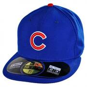 Chicago Cubs MLB Game 59Fifty Fitted Baseball Cap