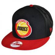 Houston Rockets NBA Hardwood Classics 9Fifty Snapback Baseball Cap