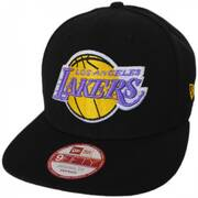 Los Angeles Lakers NBA Hardwood Classics 9Fifty Snapback Baseball Cap