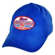 Texas Rangers MLB Rebound Strapback Baseball Cap Dad Hat