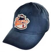 Detroit Tigers MLB Rebound Strapback Baseball Cap Dad Hat