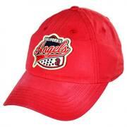 Los Angeles Angels of Anaheim MLB Rebound Strapback  Baseball Cap Dad Hat