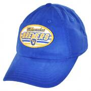 Milwaukee Brewers MLB Rebound Strapback Baseball Cap Dad Hat