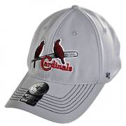 St. Louis Cardinals MLB GT Closer Fitted Baseball Cap