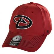 Arizona Diamondbacks MLB GT Closer Fitted Baseball Cap