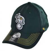 Oakland Athletics MLB GT Closer Fitted Baseball Cap