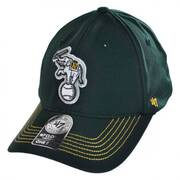 Oakland Athletics MLB GT Closer Fitted Baseball Cap