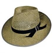 Gwen Straw Fedora Hat