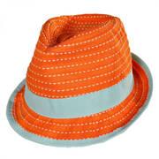 Kids' Ribbon Fedora Hat