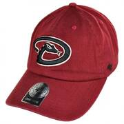 Arizona Diamondbacks MLB Clean Up Strapback Baseball Cap Dad Hat