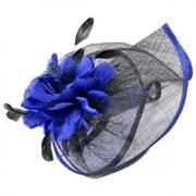 Feather Derby Fascinator Headband