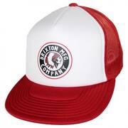 Rival Mesh Trucker Snapback Baseball Cap