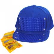 Bricky Blocks Snapback Baseball Cap