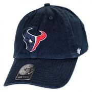 Houston Texans NFL Clean Up Strapback Baseball Cap Dad Hat