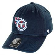 Tennessee Titans NFL Clean Up Strapback Baseball Cap Dad Hat