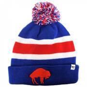 Buffalo Bills NFL Breakaway Knit Beanie Hat