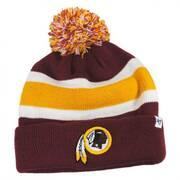 Washington Redskins NFL Breakaway Knit Beanie Hat