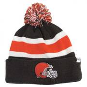 Cleveland Browns NFL Breakaway Knit Beanie Hat