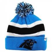 Carolina Panthers NFL Breakaway Knit Beanie Hat
