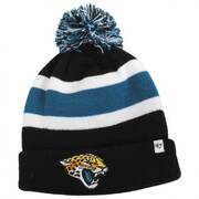 Jacksonville Jaguars NFL Breakaway Knit Beanie Hat