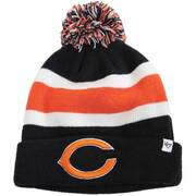 Chicago Bears NFL Breakaway Knit Beanie Hat
