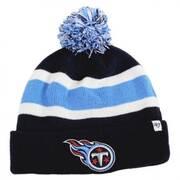 Tennessee Titans NFL Breakaway Knit Beanie Hat