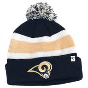 St. Louis Rams NFL Breakaway Knit Beanie Hat