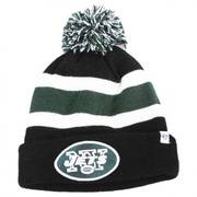New York Jets NFL Breakaway Knit Beanie Hat