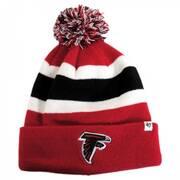 Atlanta Falcons NFL Breakawat Knit Beanie Hat