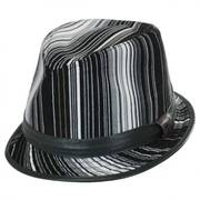 Soho Fabric Fedora Hat